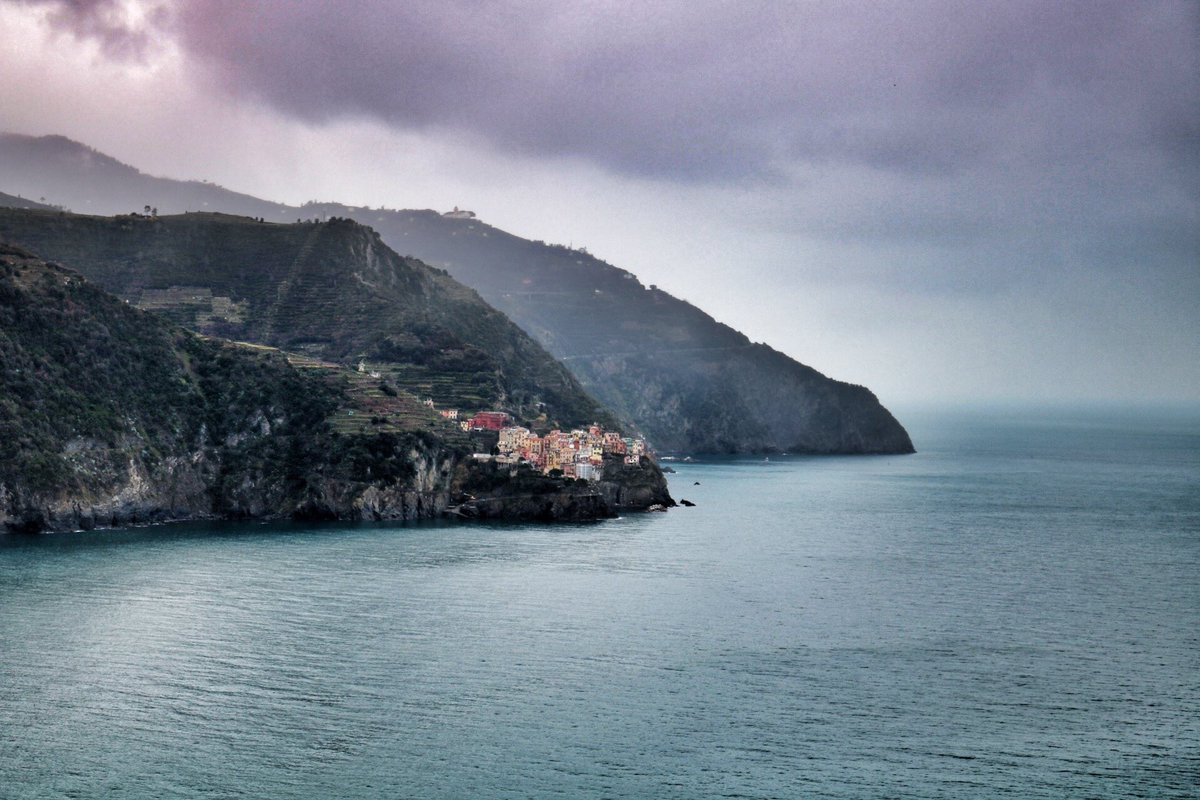Le meraviglie delle Cinque Terre