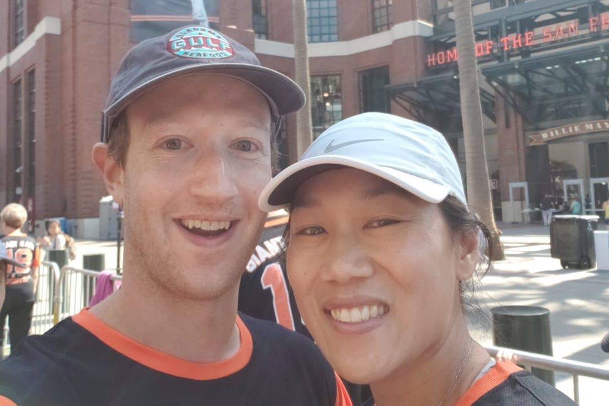 Mark Zuckerberg e Priscilla Chan