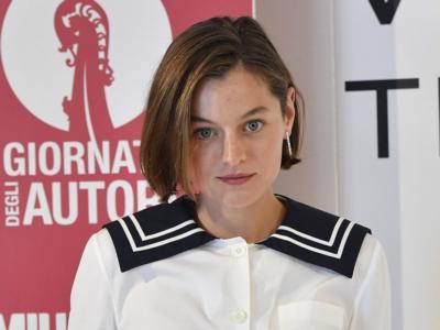 Emma Corrin, la Lady Diana di The Crown 4