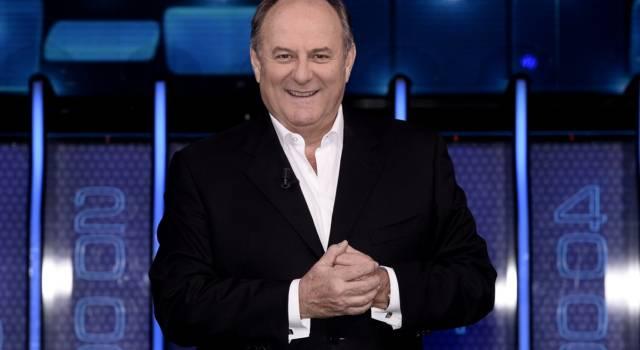 Approda su Canale 5 Conto alla rovescia, il nuovo quiz show condotto da Gerry Scotti