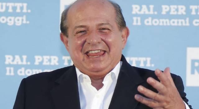 Giancarlo Magalli la carriera