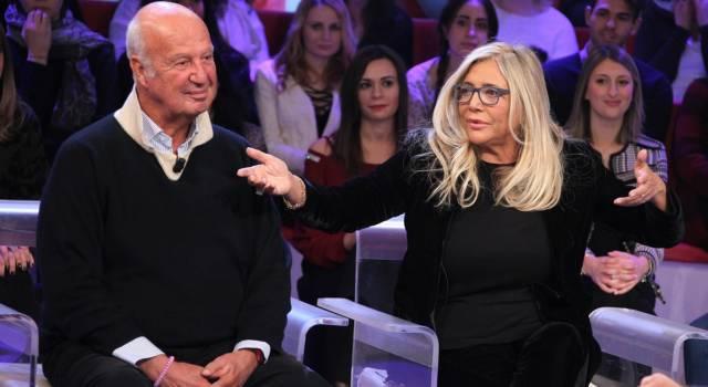 Chi è Nicola Carraro, il marito di Mara Venier?