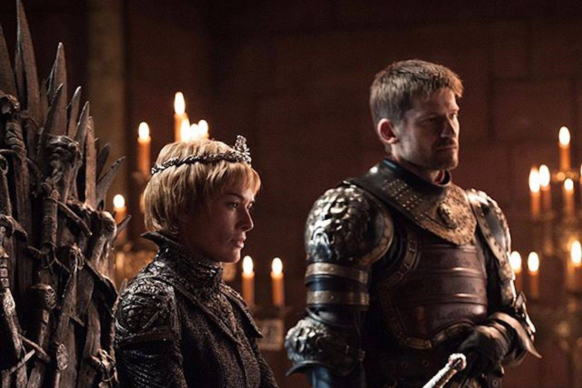Game of thrones, Cersei e Jamie Lannister