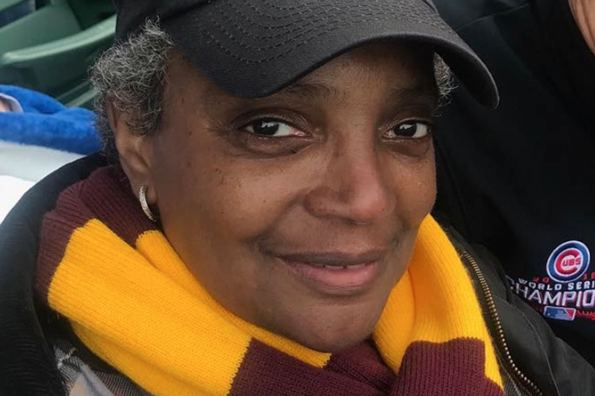 Lori Lightfoot