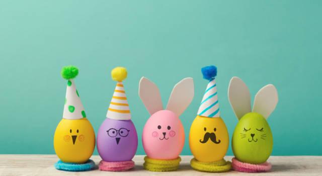 Lavoretti di Pasqua per bambini e fai da te: tante idee facili e veloci!