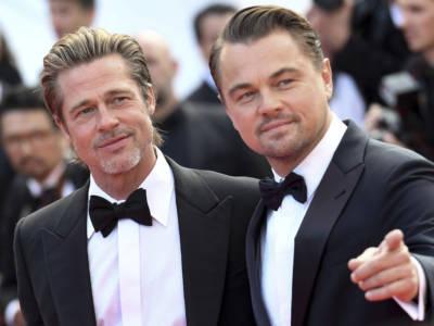Cannes 2019: la coppia Pitt-DiCaprio ha fatto impazzire i fan!