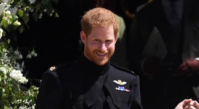 Principe Harry d'Inghilterra