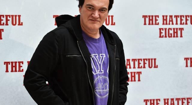 Chi è la fidanzata di Quentin Tarantino