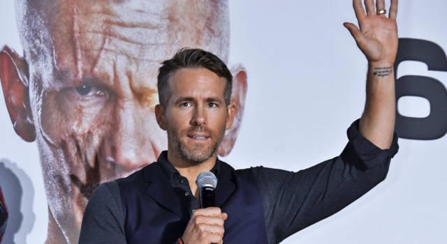 Ryan Reynolds chi è