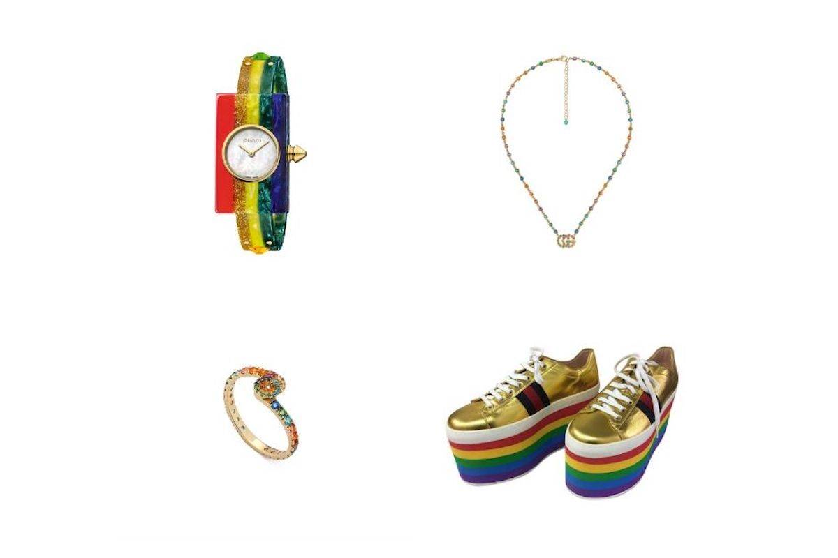 Gucci Pride Friendly