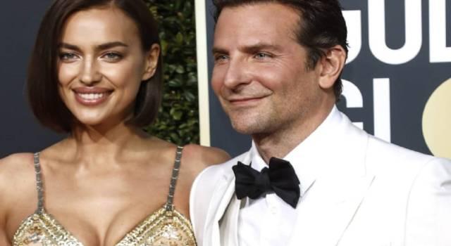 Bradley Cooper e Irina Shayk, la crisi è reale: lei avrebbe già lasciato la villa di Los Angeles