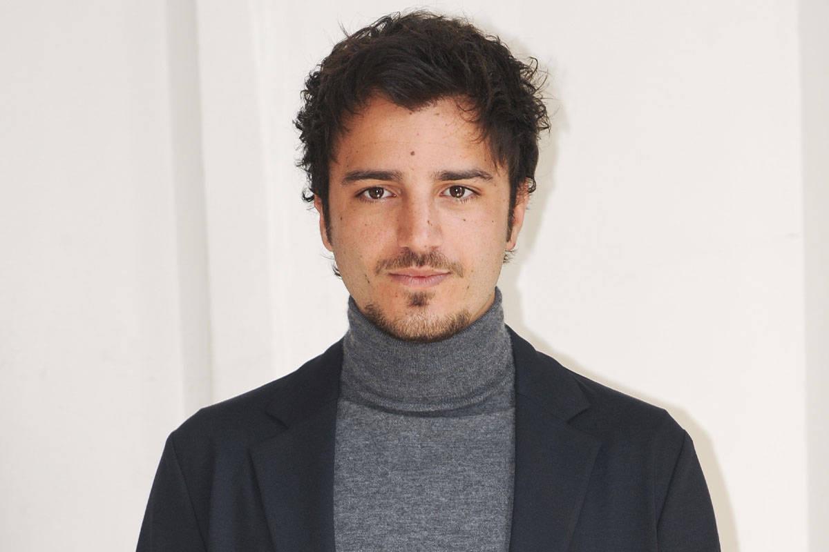 Nicolas Vaporidis nel 2012