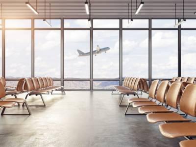 Se il volo è in ritardo? Meglio essere in uno degli aeroporti più belli!