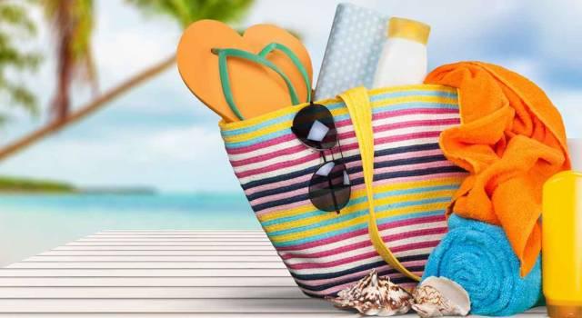 Come scegliere le borse da mare?