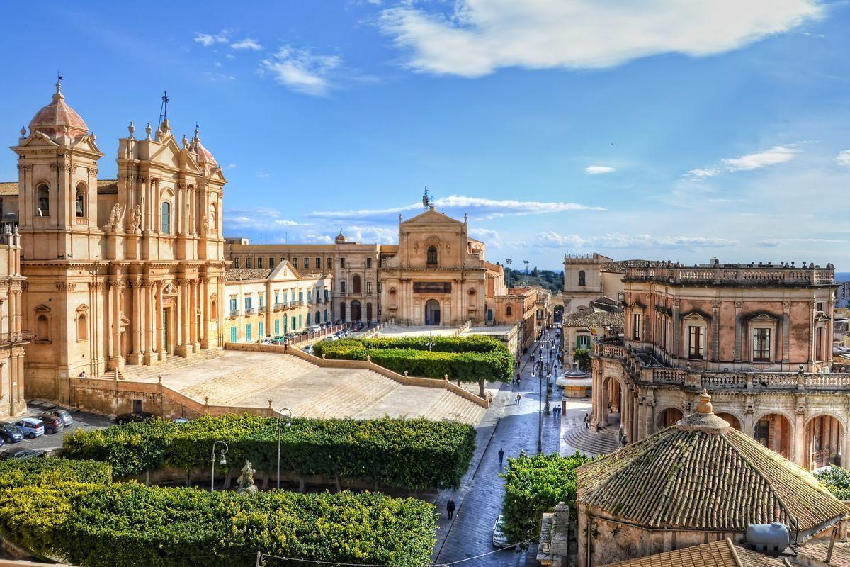 Comune di Noto Sicilia