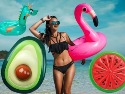 Ecco i materassini gonfiabili più instagrammabili, per un'estate davvero social!