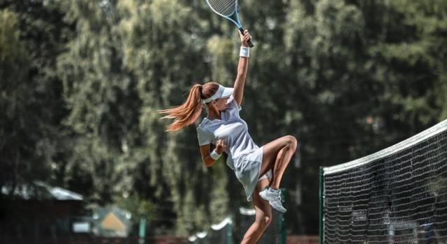 Come truccarsi per giocare a tennis