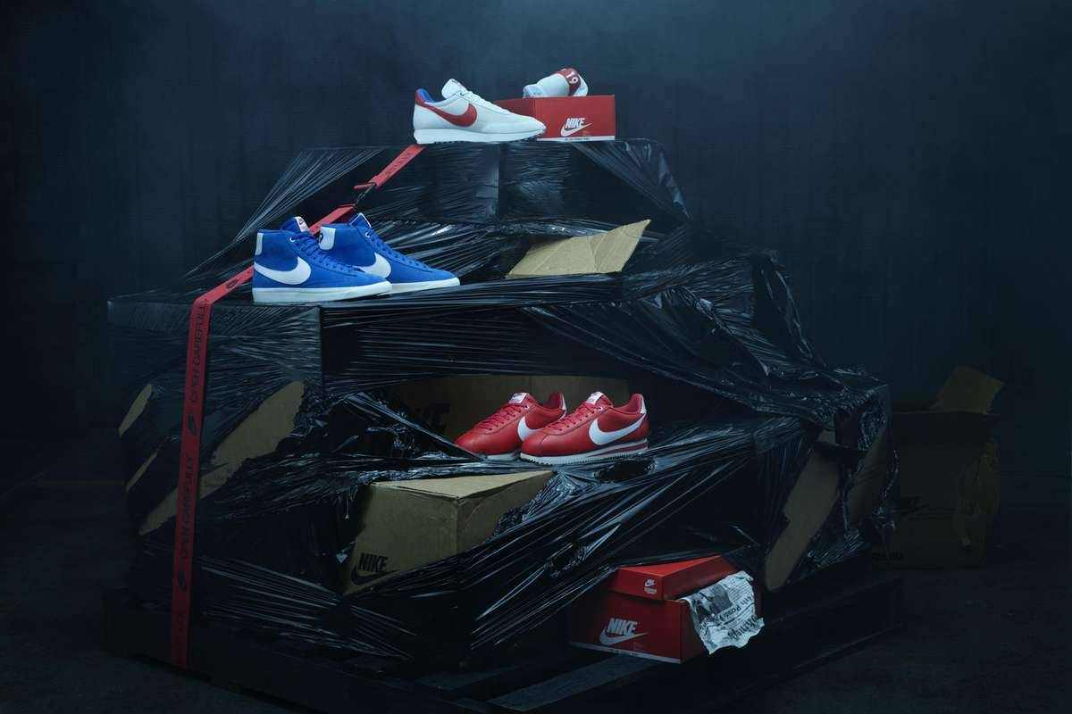 Nike per Stranger Things