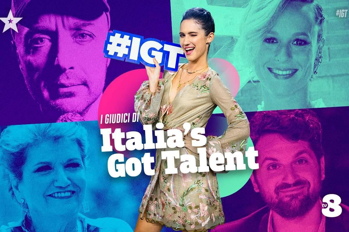 Italia's Got Talent 2019