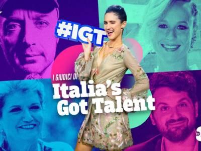Italia's Got Talent: confermati tutti i giudici e Lodovica Comello