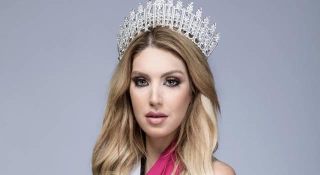 Chi è Giulia Ragazzini: la prima italiana ad aver vinto Miss Europe