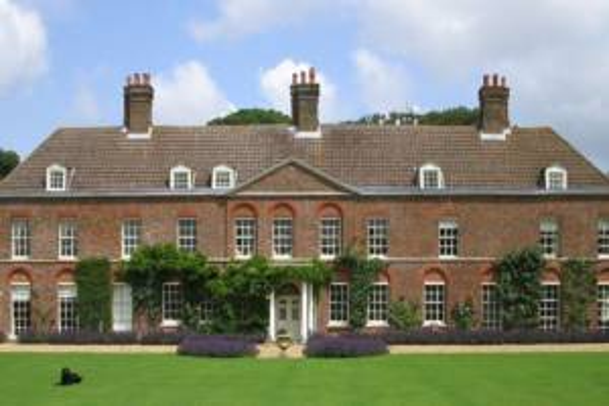 Residenza Hnmer Hall di William e Kate