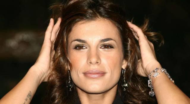 Elisabetta Canalis, la lingerie mostra…tutto: il video è bollente!