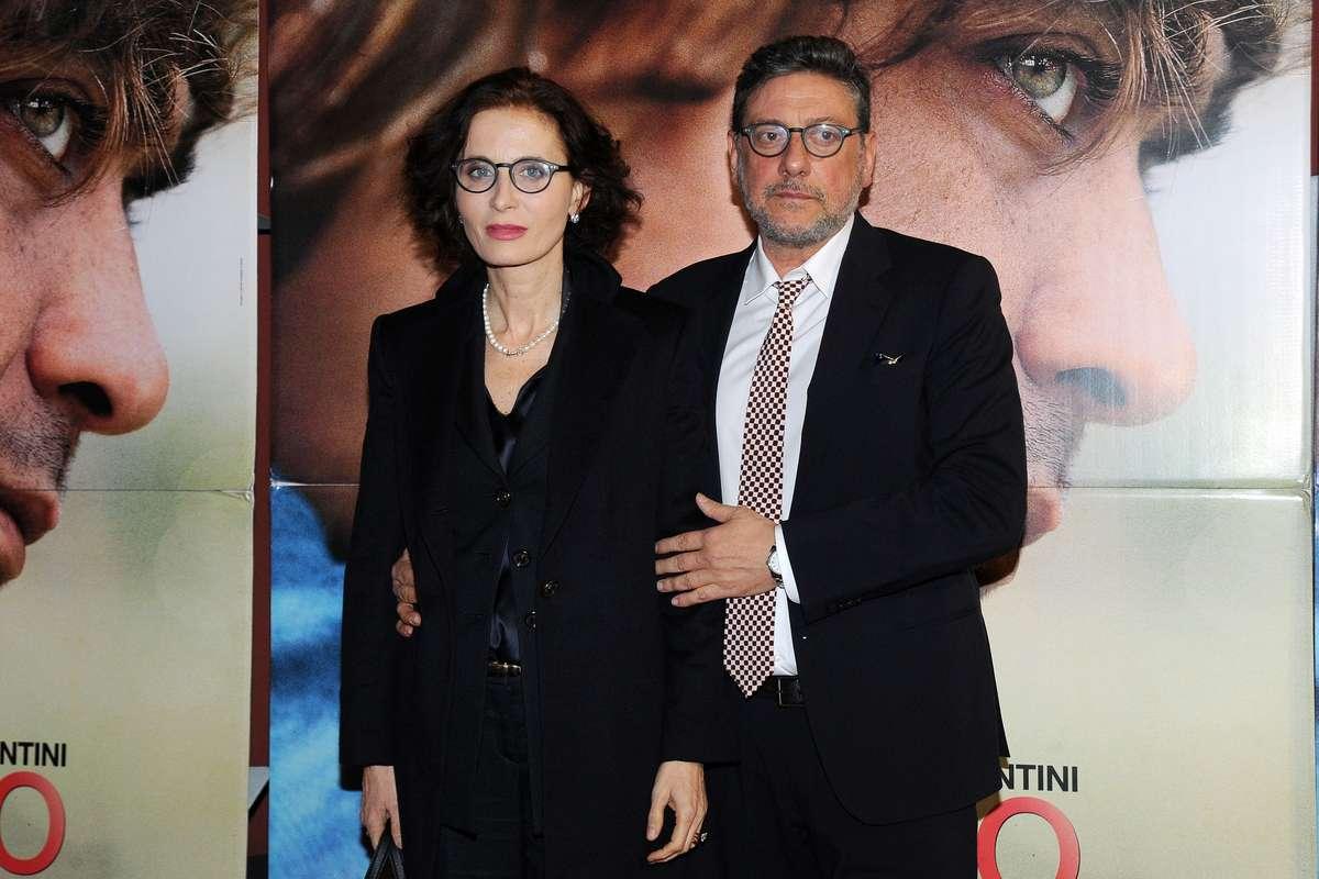 Margaret Mazzantini e Sergio Castellitto