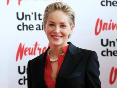 Sharon Stone: 'Hollywood mi ha dimenticata'