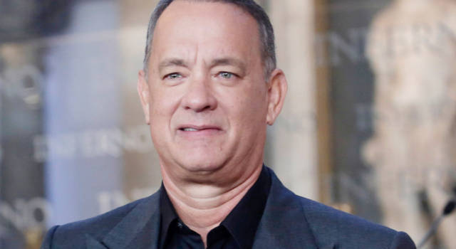 Anche Hollywood colpita: per Tom Hanks tampone positivo