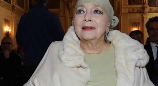 Valentina Cortese è morta. La diva era stata la musa del regista Strehler