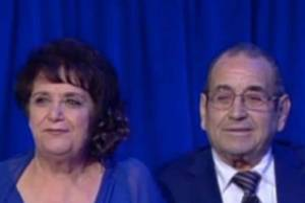 Anna Grassi e Carmine Grasso