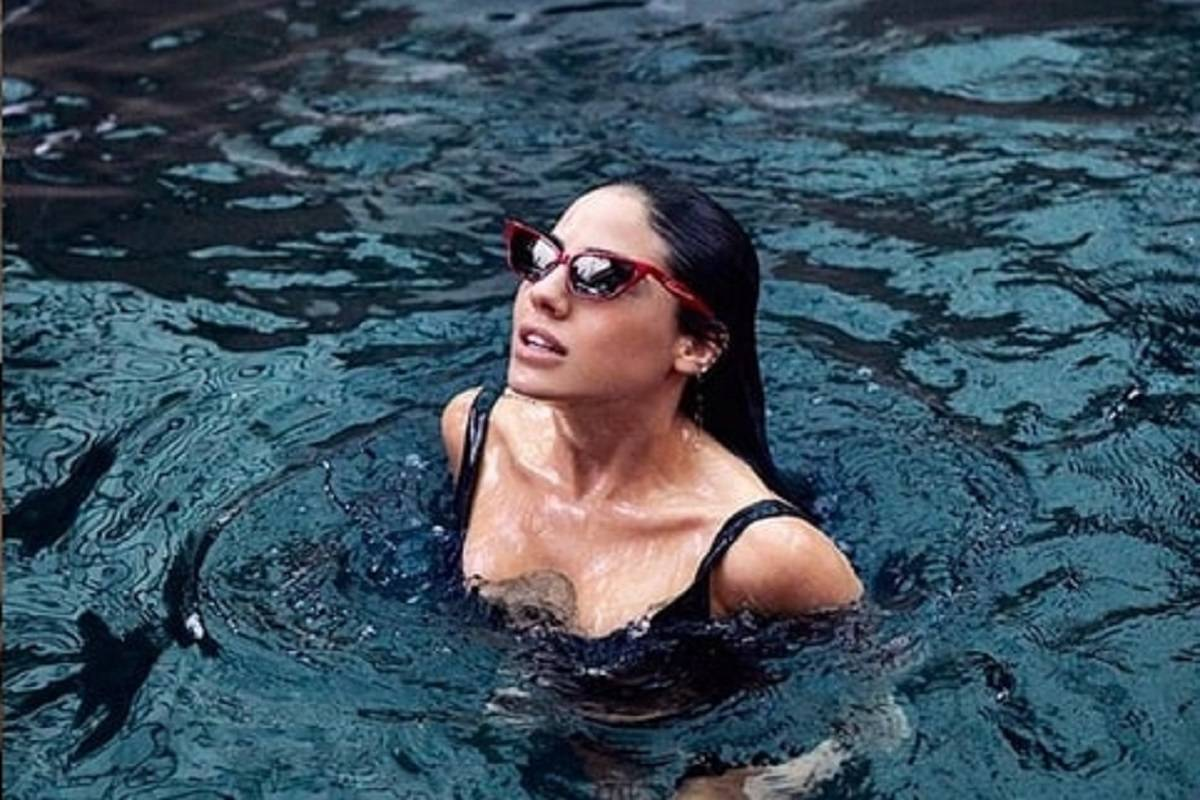 Giulia De Lellis in occhiali da sole