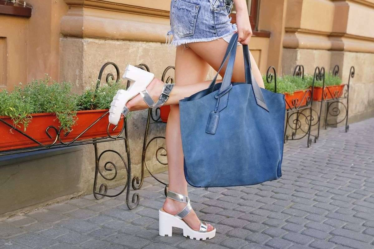 Sandali carrarmato