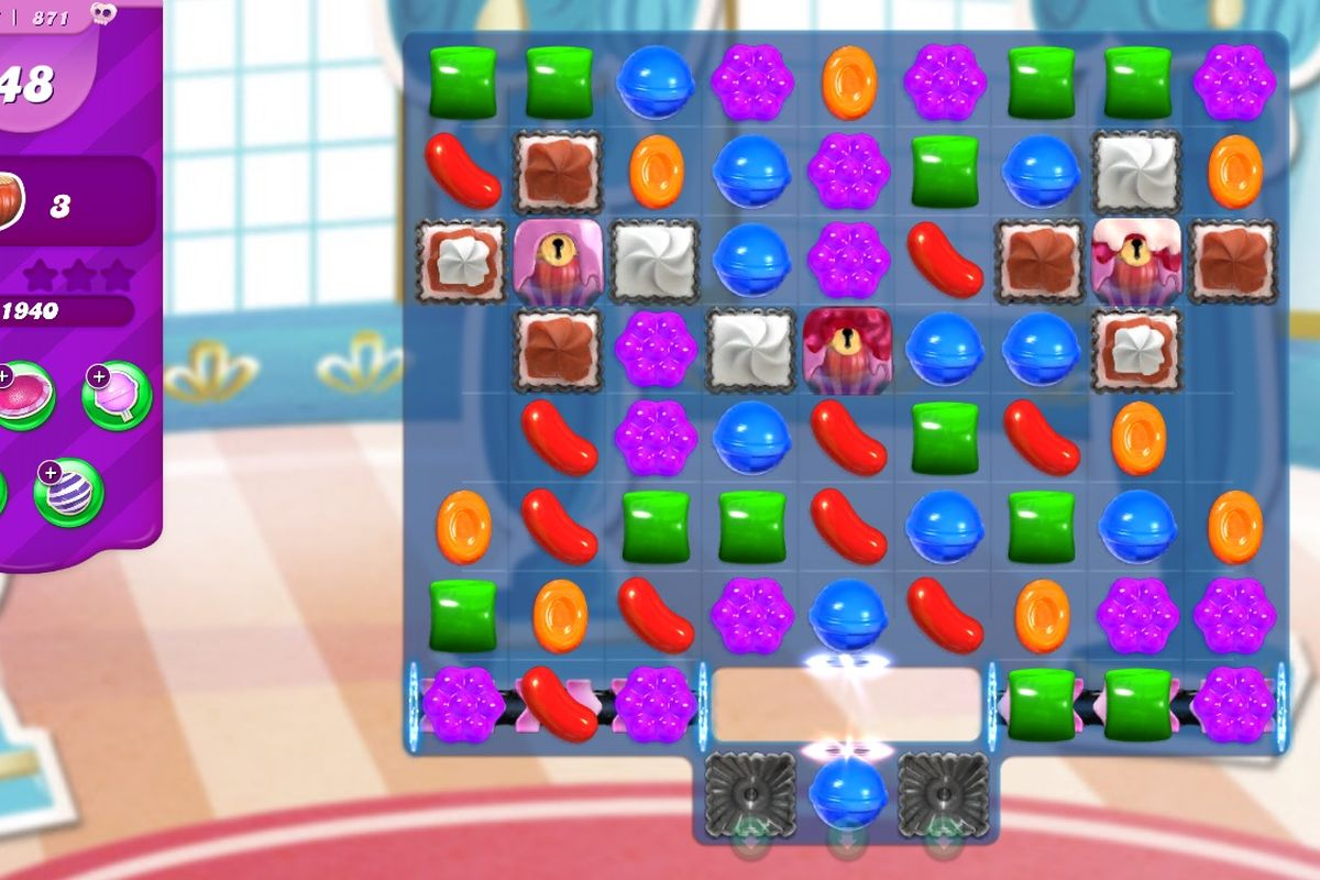 Candy crush per smartphone