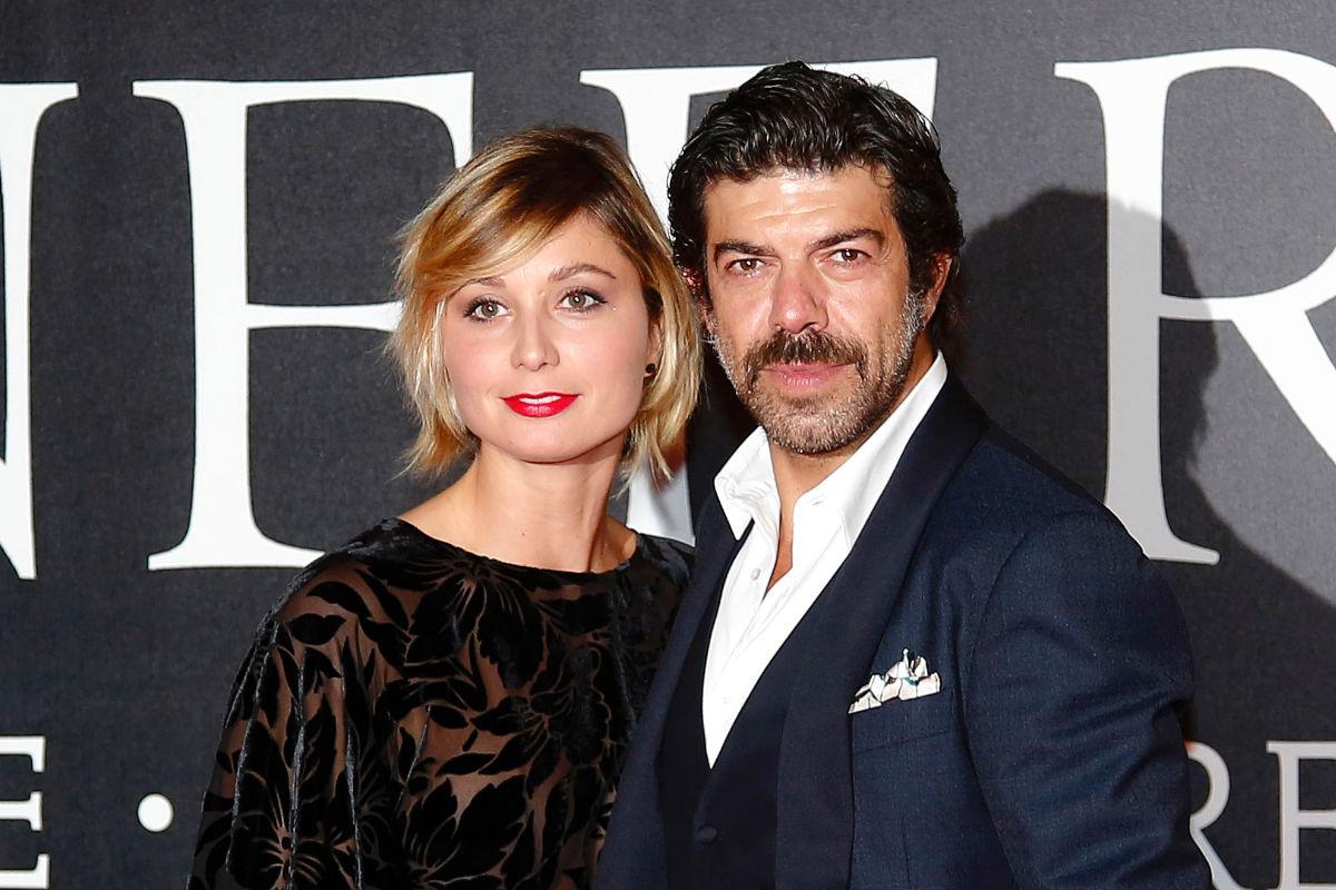 Anna Ferzetti e Pierfrancesco Favino