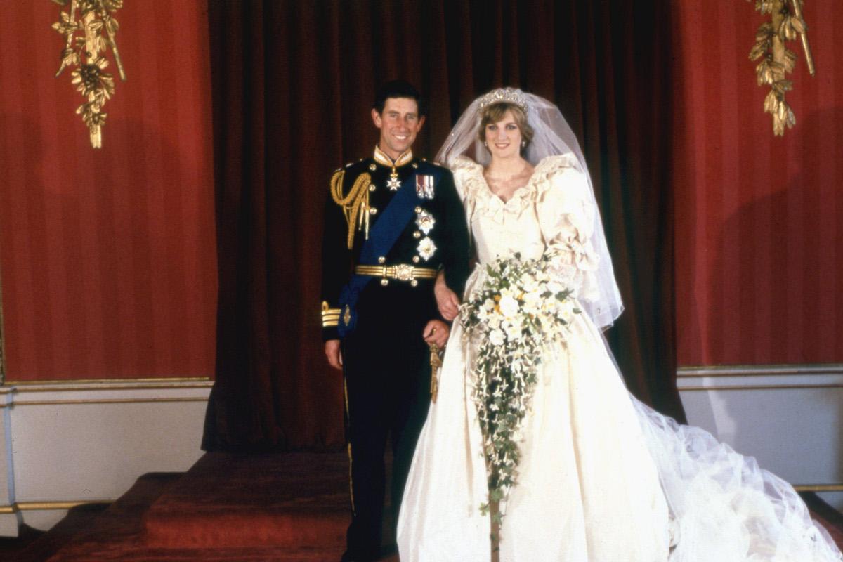 Lady Diana e Principe Carlo D'Inghilterra