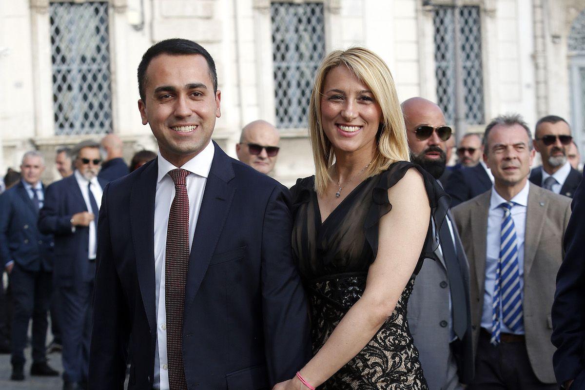 Chi è Virginia Saba, la fidanzata di Luigi Di Maio (sempre al suo fianco)