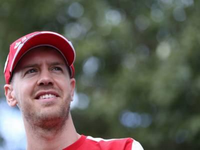 Sebastian Vettel: tutto sul campione di Formula 1