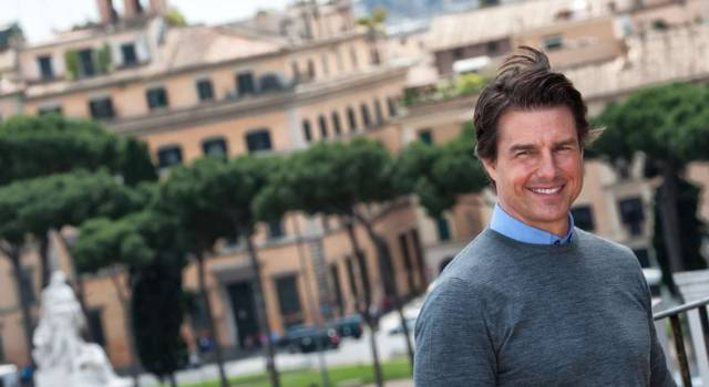 Mission: Impossible 7, Tom Cruise in Italia per girare il film
