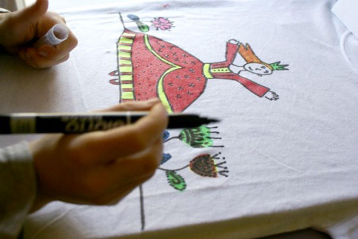 pennarelli magliette