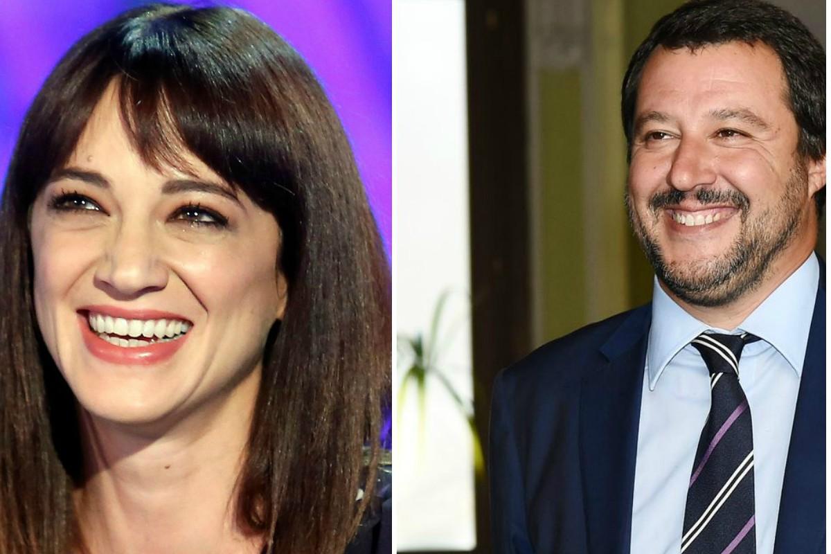 Live non è la d'Urso: Matteo Salvini contro due donne dello spettacolo