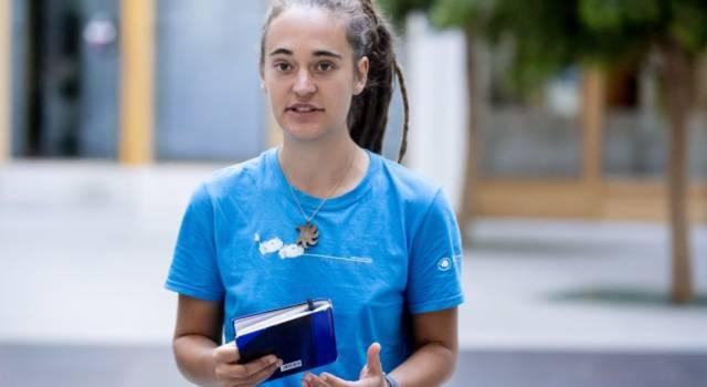 Carola Rackete, la capitana della Sea Watch 3 (che aveva sfidato Salvini)