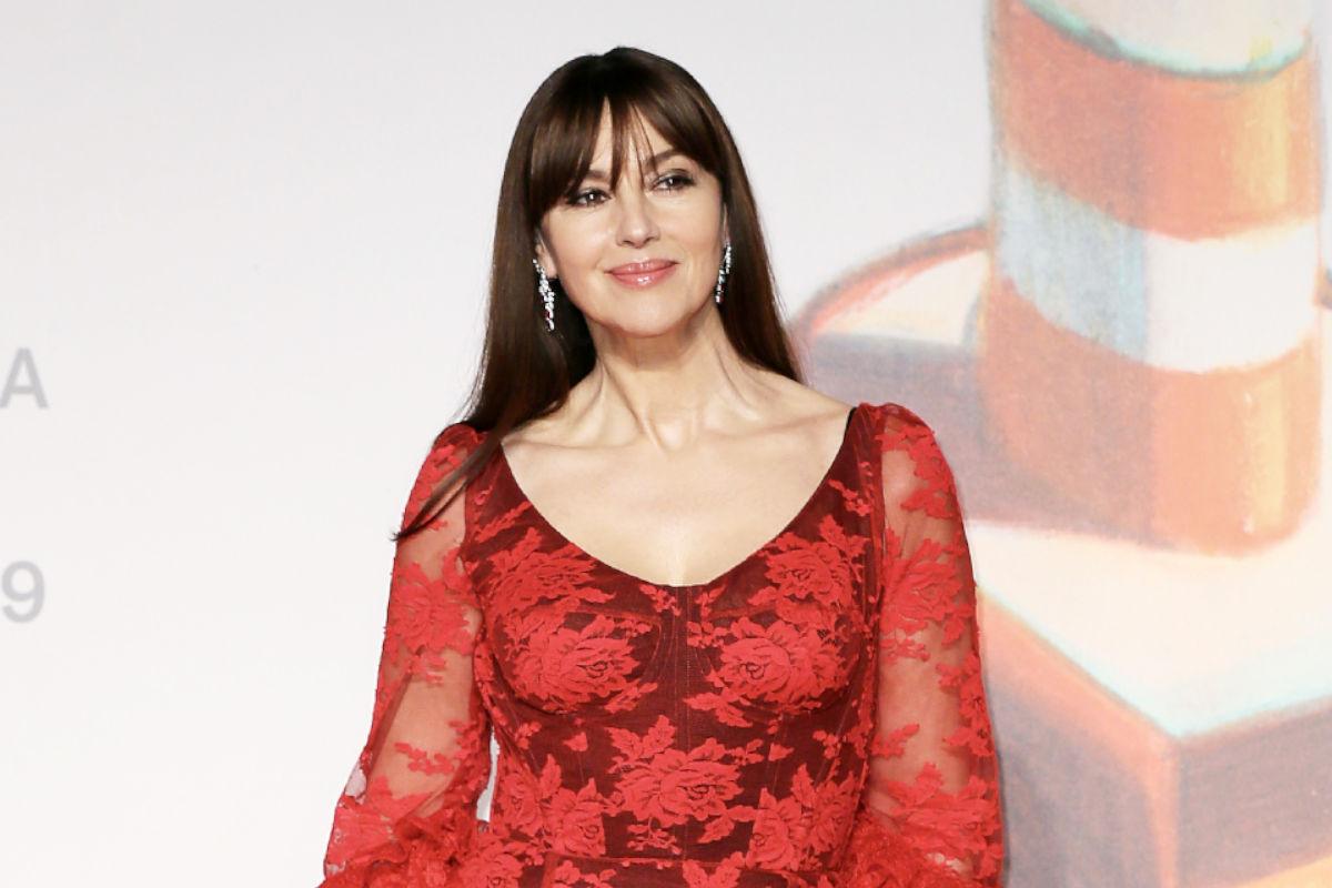 Monica Bellucci a Venezia 2019