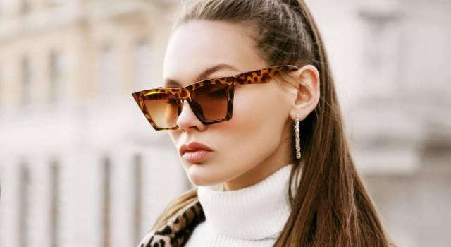Scegliere il colore degli occhiali da sole sulla base dell'armocromia? Ecco come