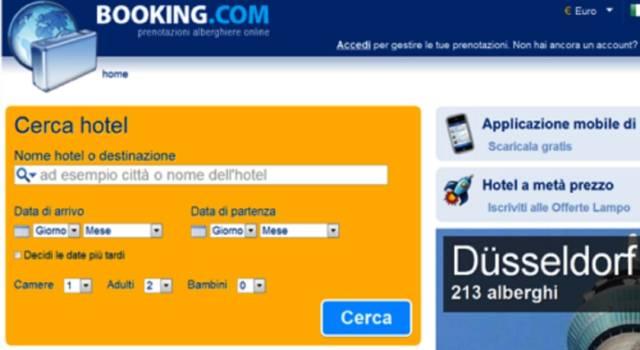 Risparmia online sul tuo prossimo viaggio grazie a Booking e i suoi partner