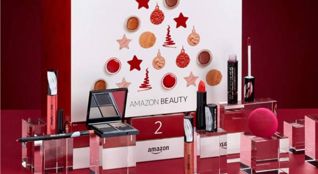 Perché tutti stanno impazzendo per il calendario dell'avvento (beauty) di Amazon?