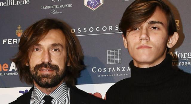 Nicolò Pirlo, il giovane calciatore che segue le orme di papà Andrea