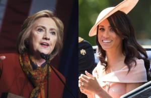 Hillary Clinton Meghan Markle