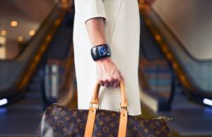 Borsa Vuitton Keepall